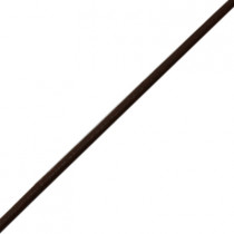 Saddle Brown Cowhide Leather Cord 1mm Round 10M Roll