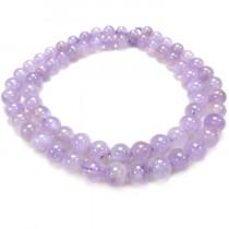 Light Amethyst (Lavender Amethyst) 6mm Beads