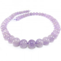 Light Amethyst (Lavender Amethyst) 8mm Beads