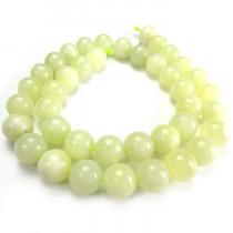 New Jade 10mm Round Beads