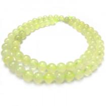 New Jade 6mm Round Beads