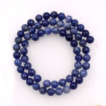 Sodalite 6mm Round Beads