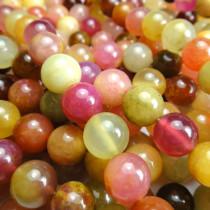 Soocho Jade 10mm Round Beads