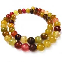 Soocho Jade 8mm Round Beads