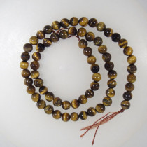 Tiger Eye 6mm Round Beads