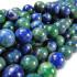 Chrysocolla 10mm Round Beads